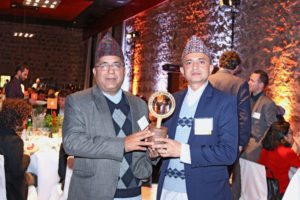 Judge's Choice Winner: National Disaster Risk Reduction Center Nepal