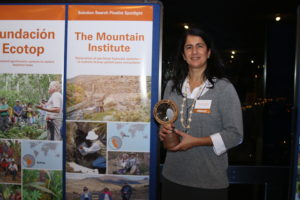 • Water Impact Winner: The Mountain Institute (Peru)